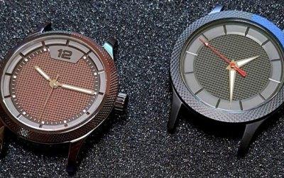Ceramic Watch Parts