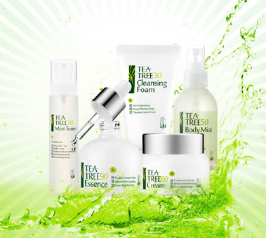 Various Cosmeceutical Products