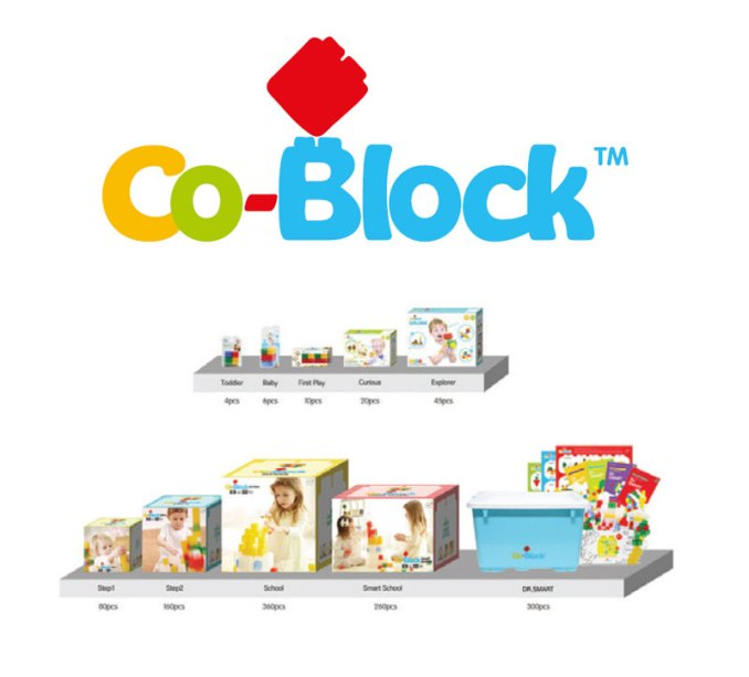 Toy Blocks for Children