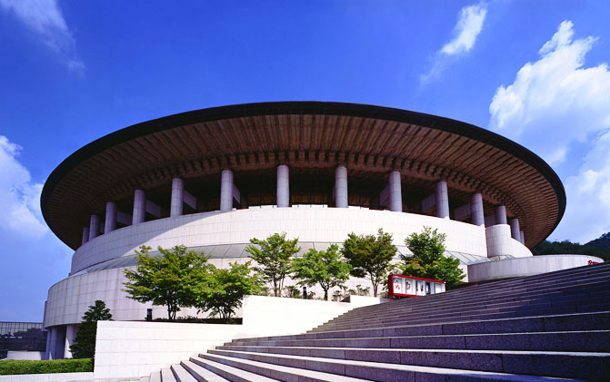 Opera House at Seoul Arts Center