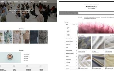 Global Fashion Material Sourcing Cloud Platform