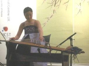 Ji-eun Jung (photo: David Kilburn)