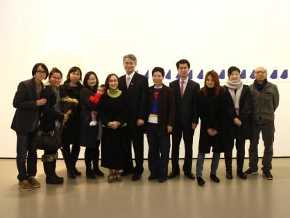 Ambassador Park Suk-hwan &KCC Director Kab Soo Kim with KAA