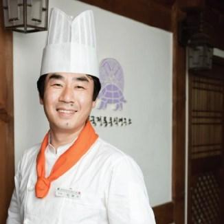 Hyung Soo Yim - chef