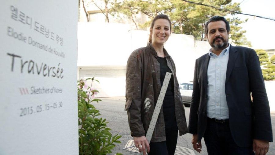 Benjamin Joinau & Elodie Dornand de Rouville