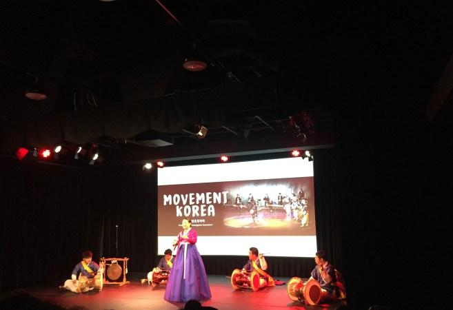Movement Korea Live Performance, Korean Cultural Center Los Angeles, Traditional Drum Ensemble