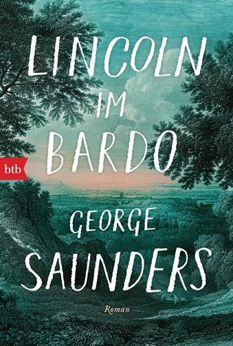 Lincoln im Bardo Book Cover