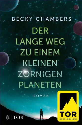 Der lange Weg zu einem kleinen zornigen Planeten Book Cover
