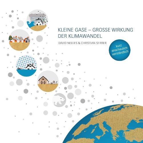 Kleine Gase - Große Wirkung: Der Klimawandel Book Cover