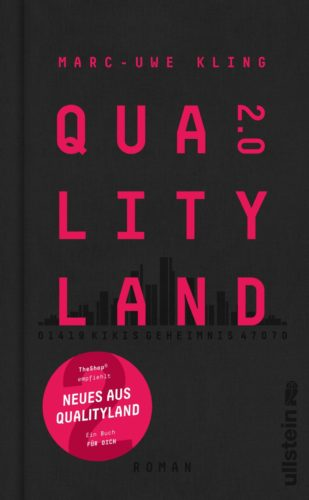 Qualityland 2.0. Kikis Geheimnis Book Cover