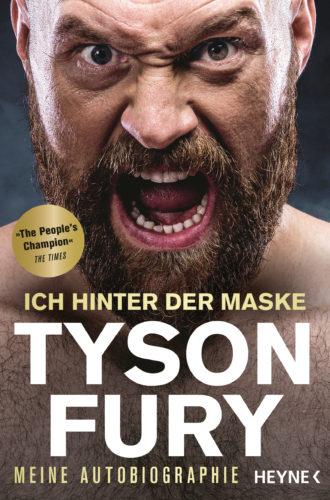 Ich hinter der Maske. Meine Autobiographie. Book Cover