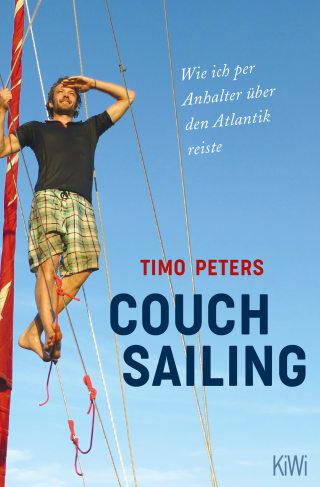 Couchsailing. Wie ich per Anhalter über den Atlantik reiste. Book Cover