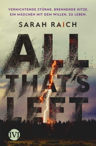 All that's left Book Cover