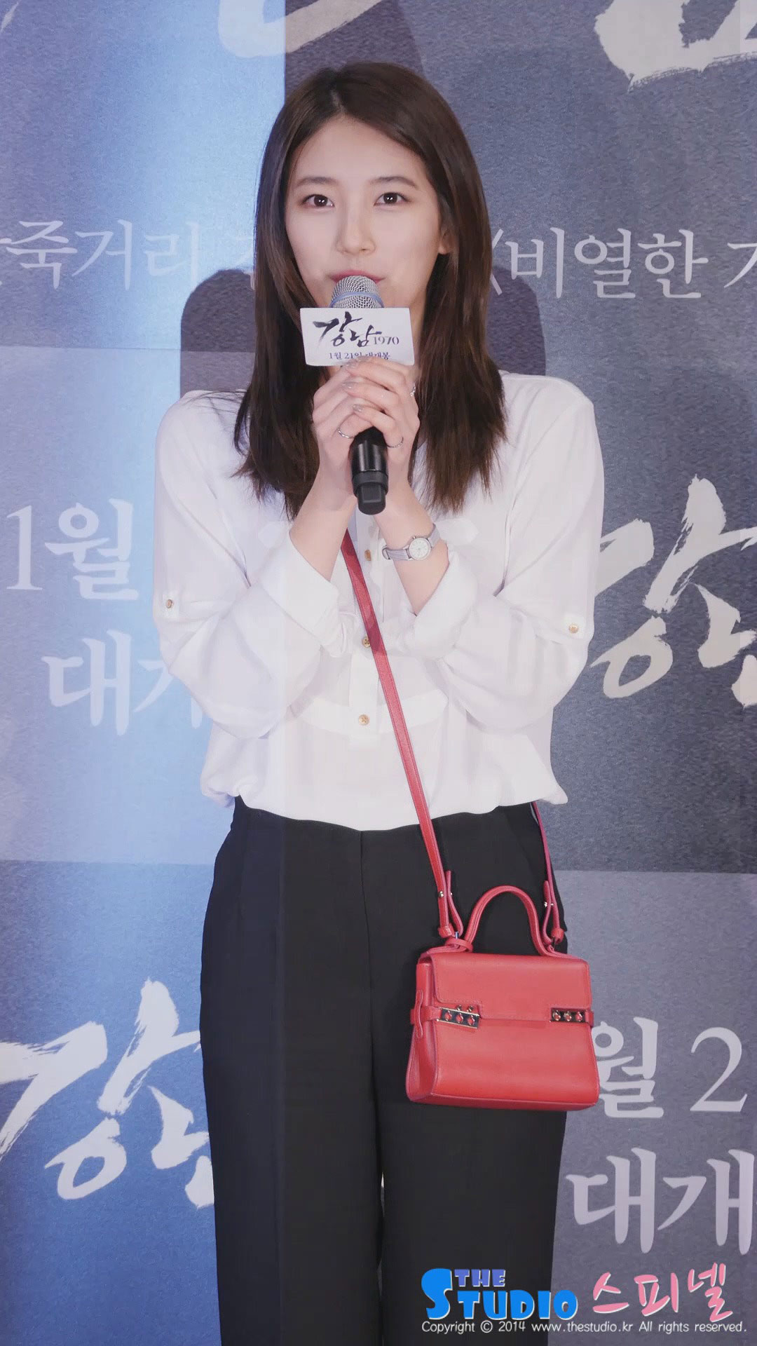 Miss A Suzy Gangnam Blues VIP movie premiere