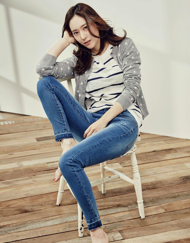 Fx Krystal Giordano fashion advertisement