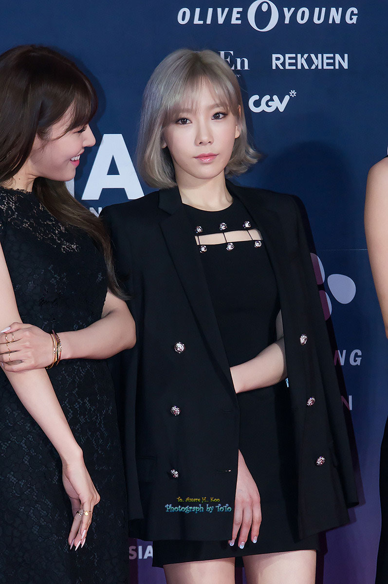 Girls Generation Taeyeon Style Icon Asia 2016