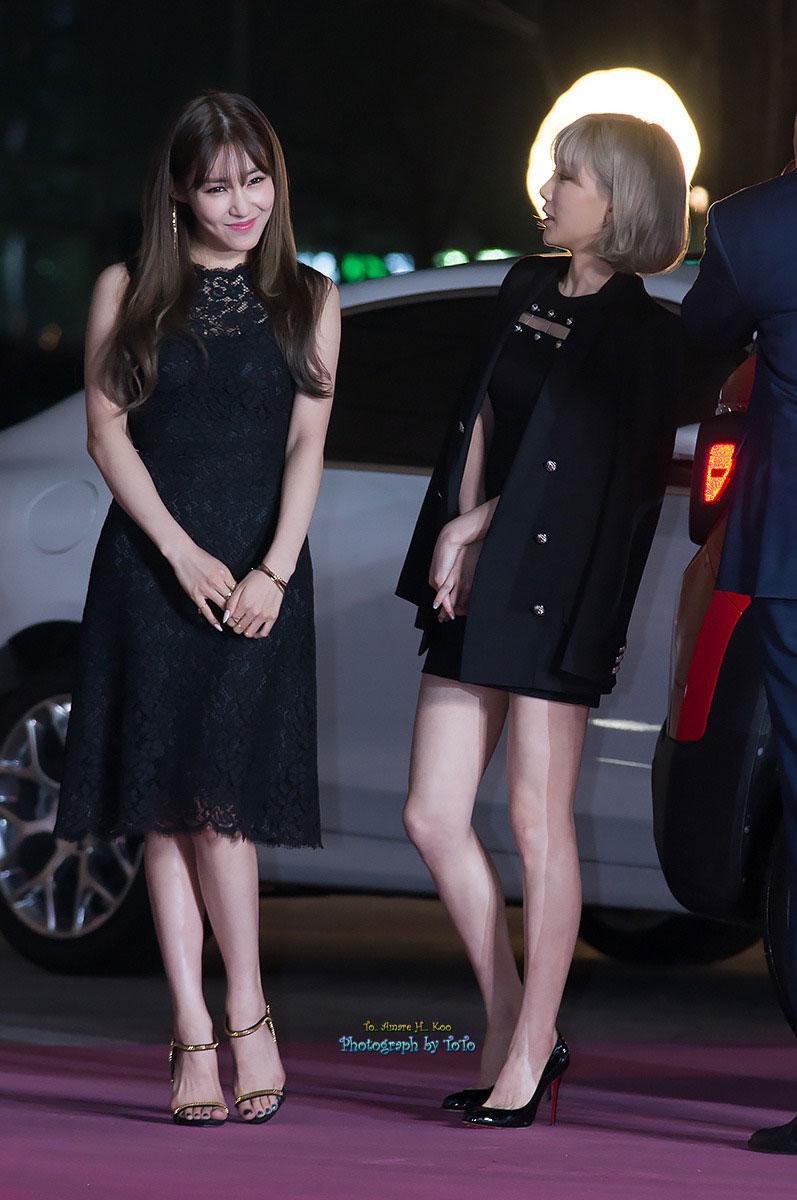 Girls Generation Tiffany Style Icon Asia 2016