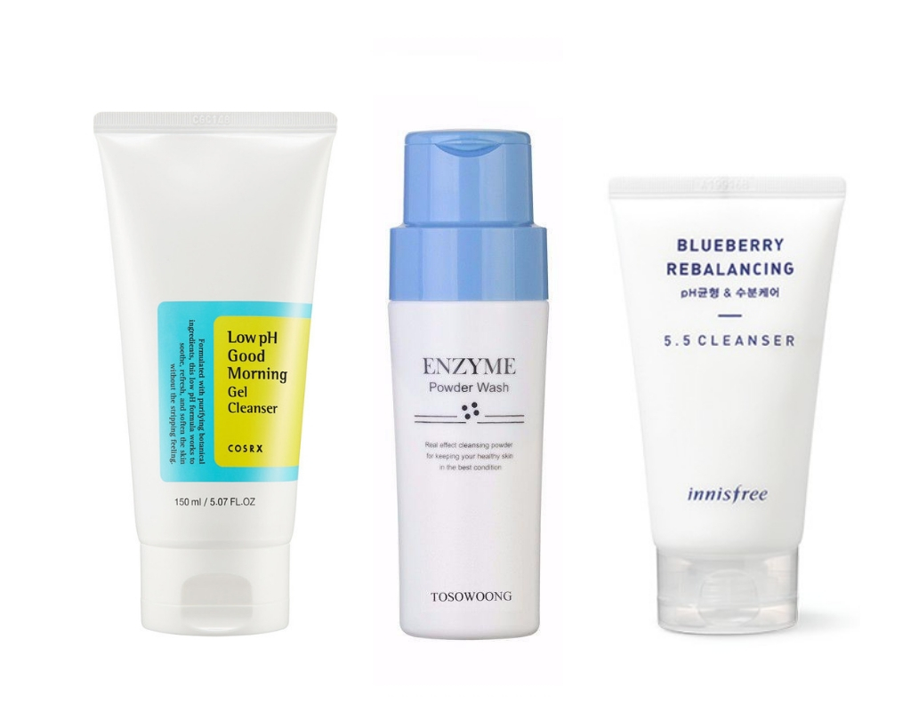 Best Korean Water Based Cleansers For Oily Acne Prone Skin