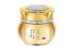 Missha Geum Sul Vitalizing Eye Cream korean skincare products with ginseng