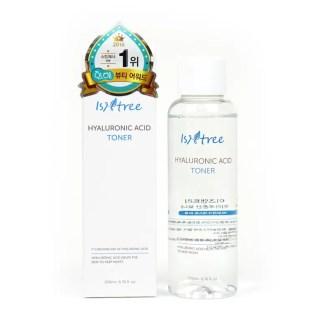 hydrating toners humectants sodium pca dehydrated skin korean skincare