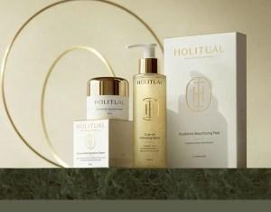 holitual Korean skincare brand professional in home skincare treatments