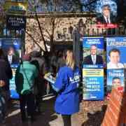 2016 연방선거, 크렉 론디 의원 재선 성공