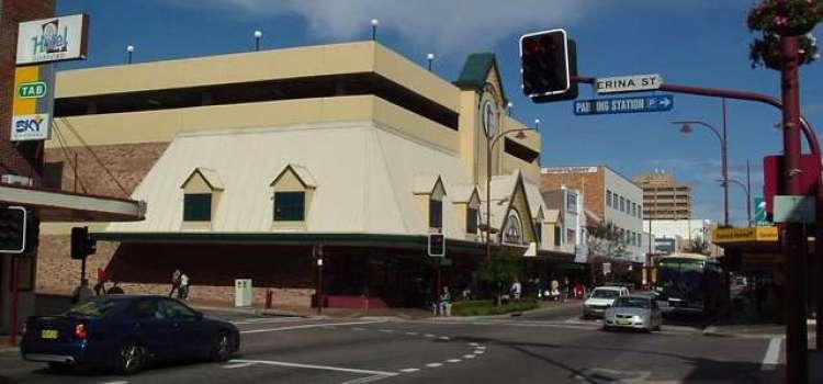 NSW 폭풍피해 가장 심한 곳 '고스포드-와이용