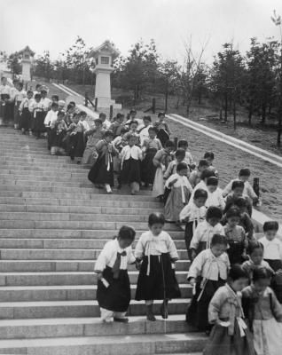 Korean Schoolchildren