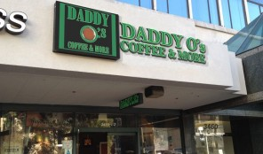 Daddy O's Coffee and More: Wilshire Blvd