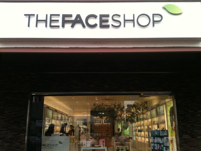 The Face Shop: Koreatown LA