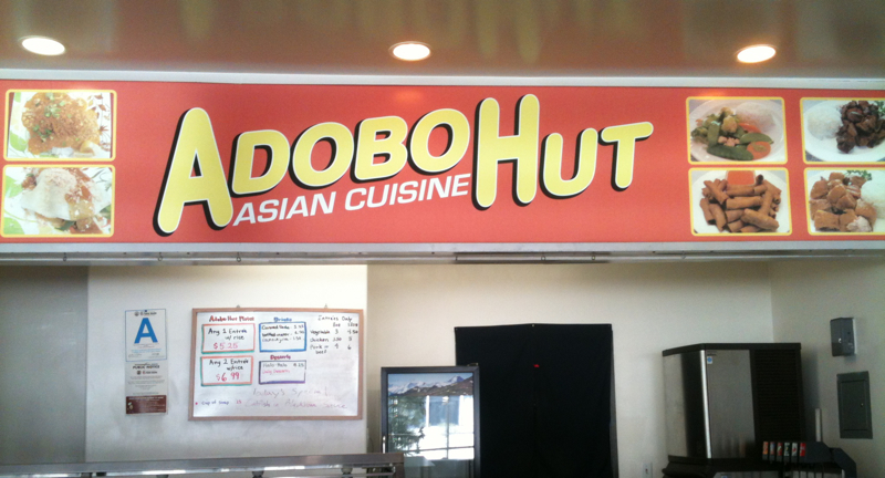 Adobo Hut: Filipino Food in Koreatown LA