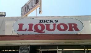 Dick's Liquor Store