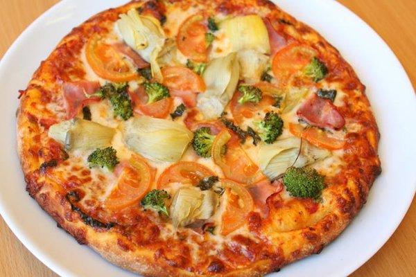 Hi Pizza Delivery: Western Avenue, LA