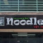 Noodles: Korean-Vietnamese Pho: 6th & Western