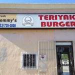 Greek Tommy's Teriyaki Burgers on Pico