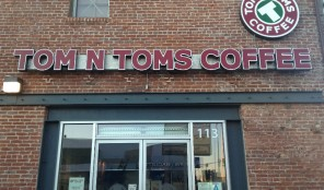 Tom n Toms Coffee Shop