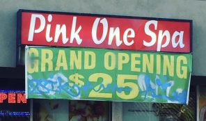 Pink One Spa