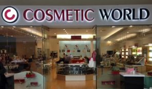 Cosmetic World at Koreatown Galleria