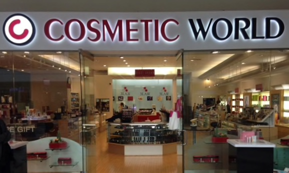 Cosmetic World at Koreatown Galleria