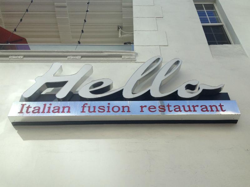 Hello Italian Fusion Restaurant