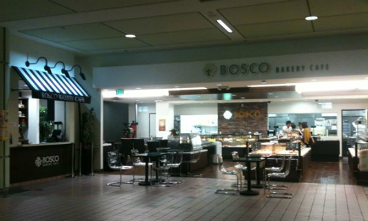 Bosco Bakery Cafe: Koreatown Plaza