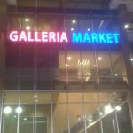 Vermont Galleria Market in Koreatown LA