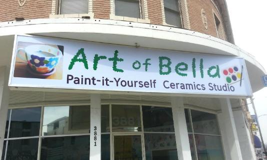 Art of Bella Ceramics Studio