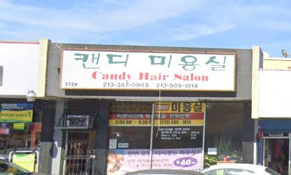 Candy Hair Los Angeles