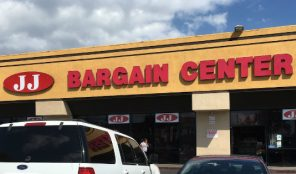 JJ Bargain Center on Vermont Avenue