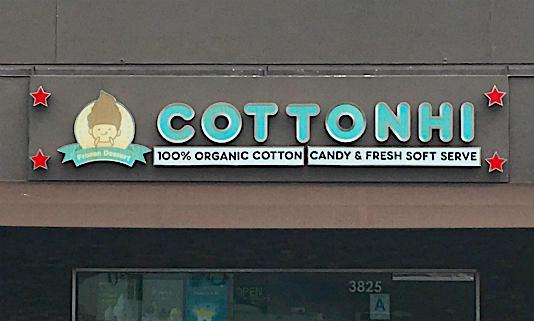 CottonHi Snack Shop