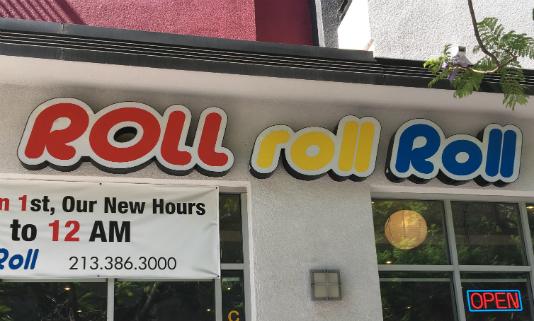 Roll 3X
