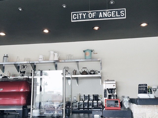 Awesome Coffee in City of Angeles