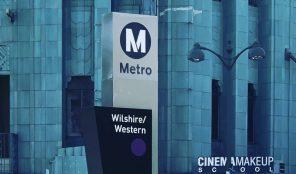 Wilshire Western metro station