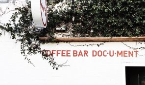 Document Coffee Shop on Wilshire